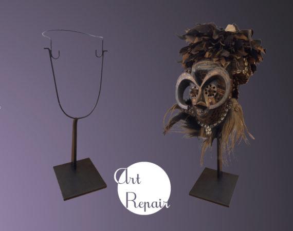 Support pour sculpture - Bruxelles